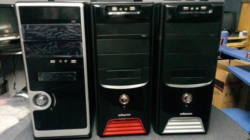computador dual core 3.5ghz g4560 led 16 d.320 m2g i3,i5,i7