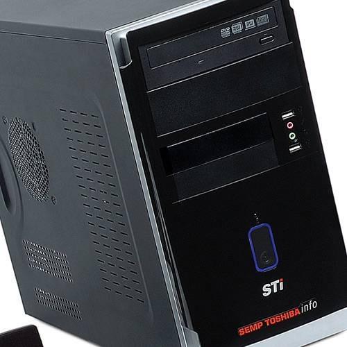 computador dual core/160hd/3gb ram/dvd semp toshiba