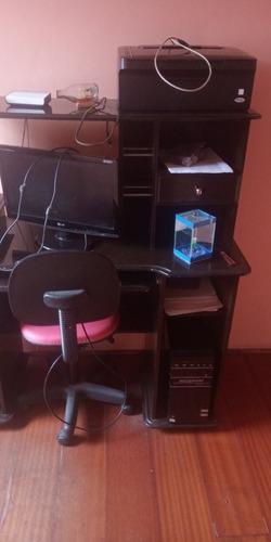 computador e impressora