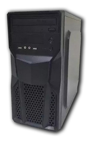 computador e monitor lcd 19'' wifi novo