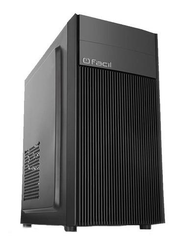 computador fácil intel  i3 9100f ghz 8gb geforce ssd 240gb