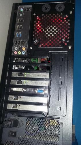 computador game 32gb ram 4tb de hd em raid ssd120gb