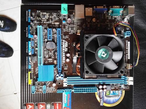 computador gamer 8 gigas de ram procesador 4 núcleos