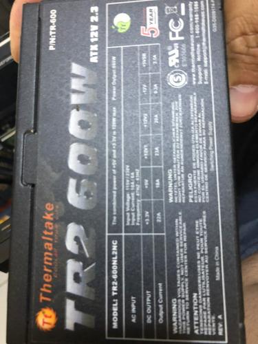 computador gamer amd fx 6300, 16gb, 600w, ssd, gtx 1060