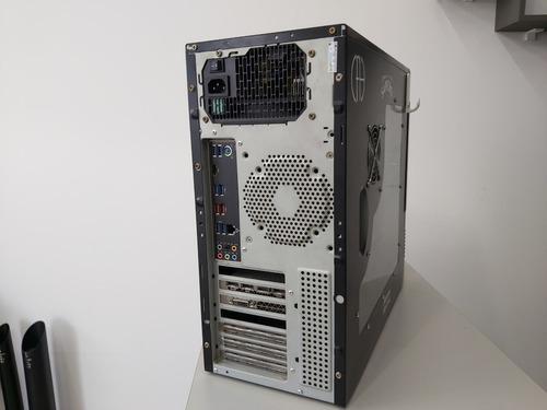 computador gamer amd ryzen 7 16gb ram ssd 256gb