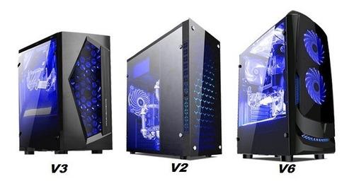 computador gamer cpu core i5 8va 8400 d 1tb m4g video 2gb i7