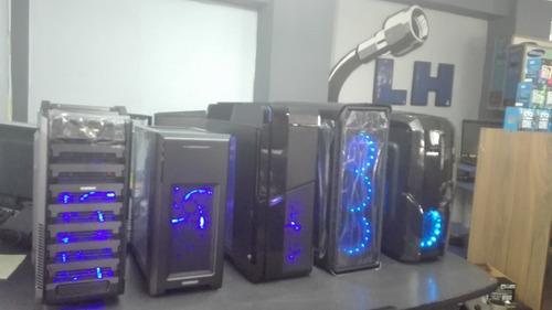 computador gamer cpu core i7 3,6ghz 7ma 2tb 8gb ram gtx 1050