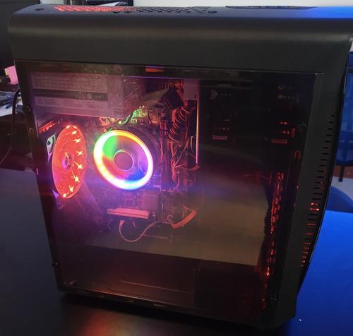 computador gamer cpu intel core gtx1050 4gb i5 i7 oferta a/a