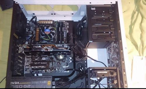 computador gamer gtx 980, i5 4690k, 16gb ram, 250gb ssd, 1tb