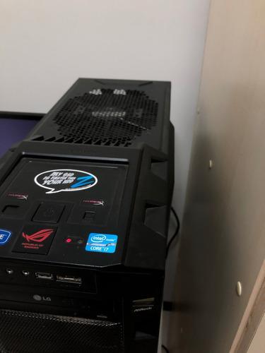 computador gamer i7 ssd 60gb hd 1tb + 16gb ddr3  geforce 570
