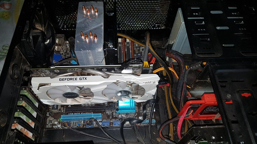 computador gamer i7, ssd e gtx 1060