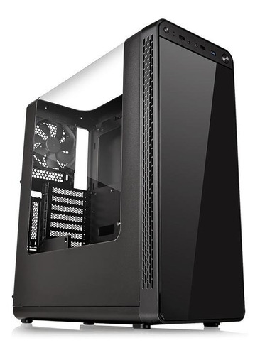 computador gamer thermaltake view 27 black/window/sgcc