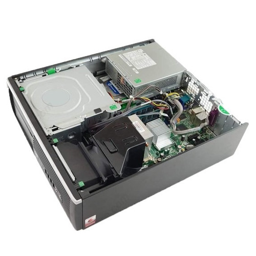 computador hp 6000pro small core2 duo 4gb ddr3 hd500gb
