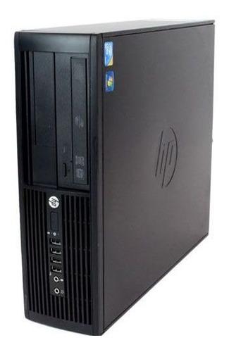 computador hp compaq 4000 core 2 duo 4gb ram hd 160gb