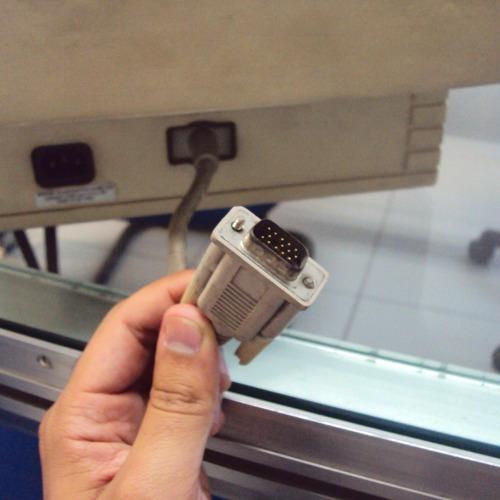 computador hp compaq dx5150mt - monitor tubo compaq