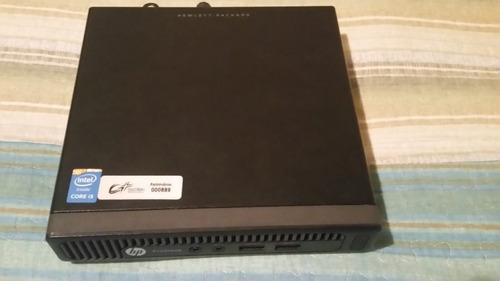 computador hp cpu e monitor r$ 1.000