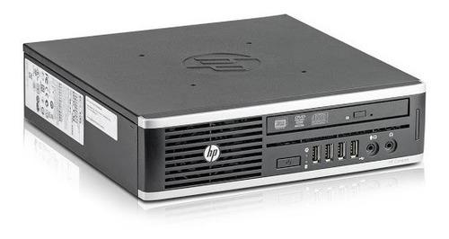 computador hp cpu intel i5 500gb, 8gb ram monitor 19 clase a
