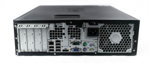 computador hp elite 8100 core i5 ram 8gb hd 1tb mouse tecla.
