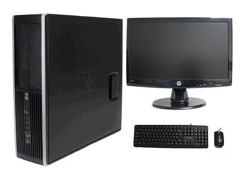 computador hp elite 8200 i7 4gb 320hd monitor 18,5