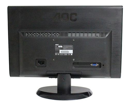 computador hp elite 8300 i5 8gb 120ssd monitor 18,5 polegadas