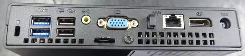 computador hp mini processador 4 geração /500hd /4gb ddr3