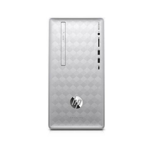 computador  hp pavilion 590-p0020 natural de plata torre de