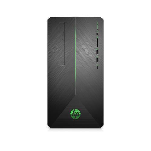 computador  hp pavilion 690-0020 sombra negro y verde juego