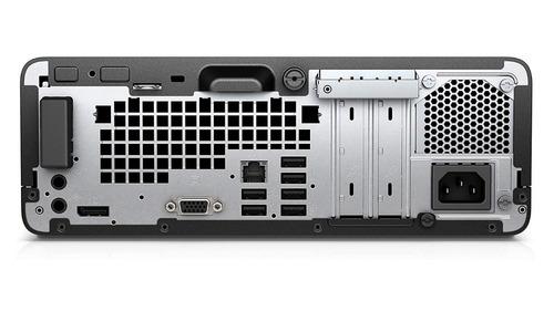 computador hp prodesk 400 g5 sff i3 8100 - 4gb lacrado nf