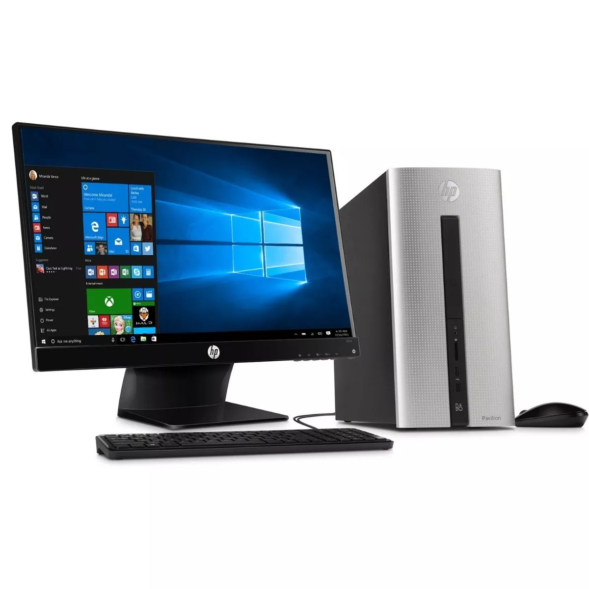 Computador Hp Refurbished (clase A) Proone 400 G2 All-in-one