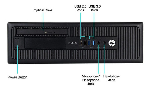 computador hp slim core i5 4ªg 16gb 320gb wifi