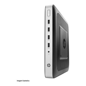 Computador Hp Thin Client T630 Amd Gx 420gi 4gb Ddr4 120ssd