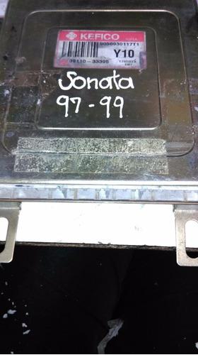 computador hyudai sonata