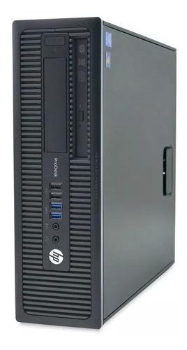 computador i5 hp 600 sff 12 gb ram, disco 500 gb 7.200 rpm