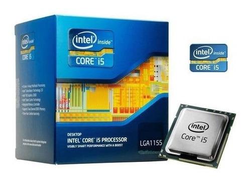 computador i5 + memória 8gb + ssd 240gb+gabinete fonte real