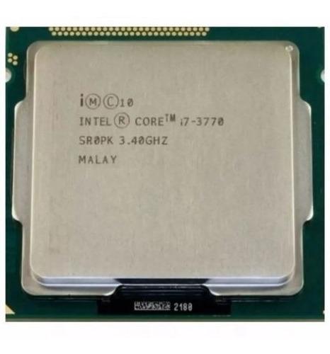 computador i7-3770 / 8gb / ssd240gb / dvi hdmi - windows 10