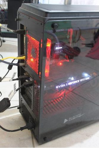 computador i7 8700k - 64gb ram ddr4 2400mhz - gtx 1080ti