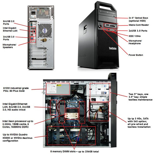 computador ingenieria/ diseño grafico/ arquitectura/ gamer 1