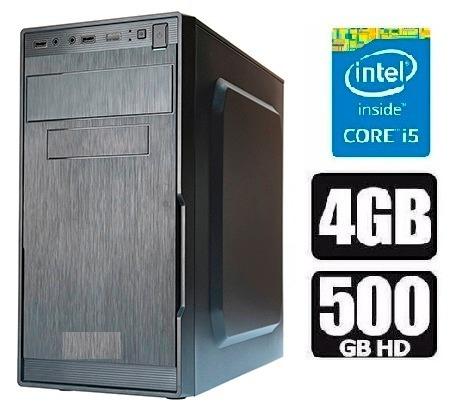 computador intel core 500