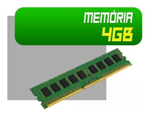 computador intel core i5 - 4gb - hdd 500gb - hdmi - novo