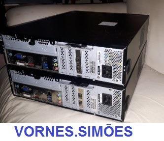 computador intel core  i7, hd 500 de gigas, 4 gb de memória