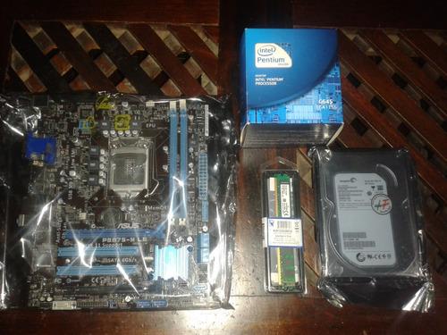 computador intel dual core g645 2gb ram 250gb disco