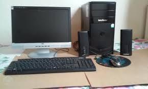 computador intel usado em perfeitas condições
