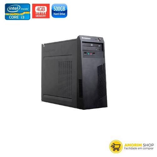 computador lenovo edge62 i3 3220 4gb hd500gb monitor 18,5