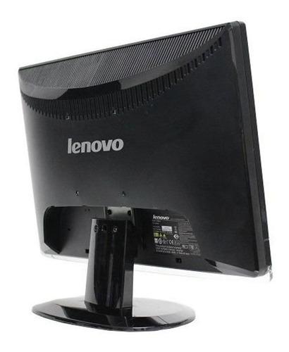 computador lenovo thinkcenter m90 i3 4gb 1tb monitor 18