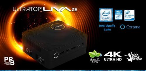 computador liva ze intel ultratop uln33504500 dual core