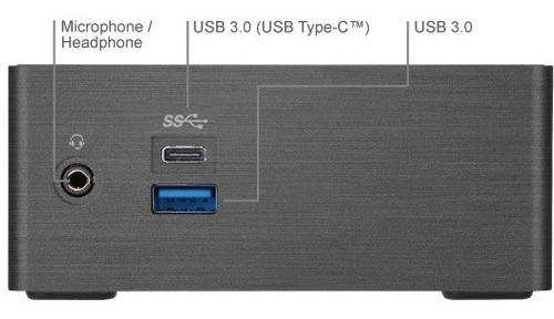 computador micro mini pc gigabyte brix intel m.2 ddr4 hdmi e dp ** lançamento ** plex