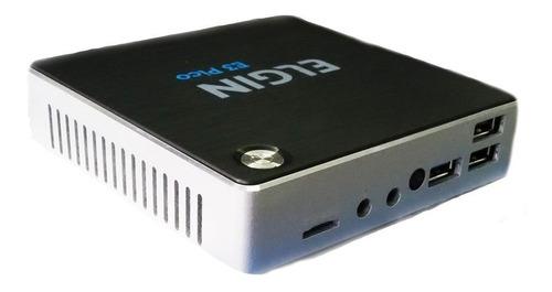 computador mini e3 x5-z8350 elgin intel atom, 2 gb ram