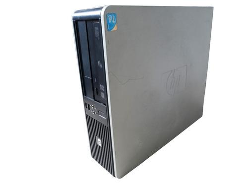 computador mini hp dc7900 quad core 4g 120ssd mon 18,5 pol