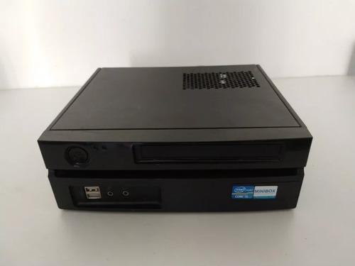 computador minibox i5-3330 / 500gb / 8gb ram precio oferta!
