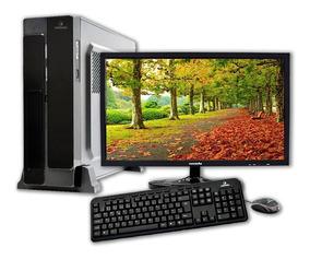Computador Monitor 19 5 Concordia - Sff Core I7 8700 8gb